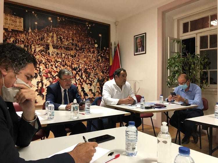 Jornal Campeão: Nuno Moita prepara autárquicas com autarcas socialistas e concelhias