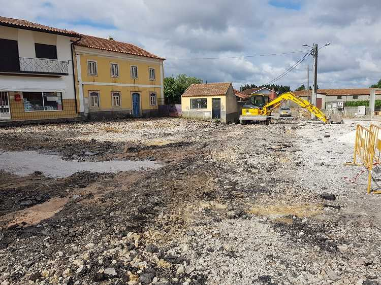 Jornal Campeão: Obras interrompem trânsito em Seixo de Gatões a partir de hoje