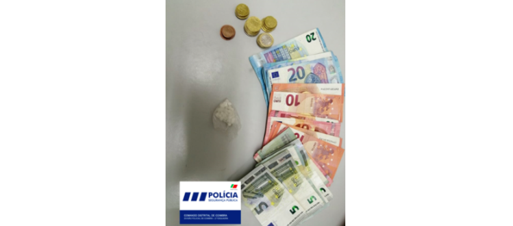 Jornal Campeão: PSP deteve jovem por tráfico de droga