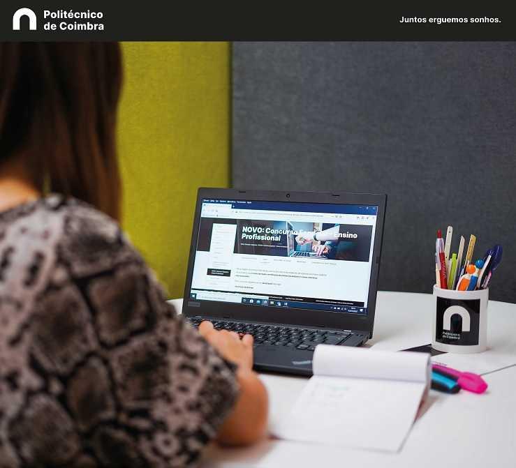 Jornal Campeão: Politécnico de Coimbra tem mais de 200 vagas para ensino profissional e artístico