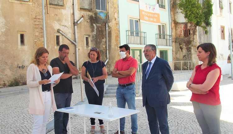 Jornal Campeão: Requalificação urbana de Coimbra prossegue com nova consignação das ruas da Baixa