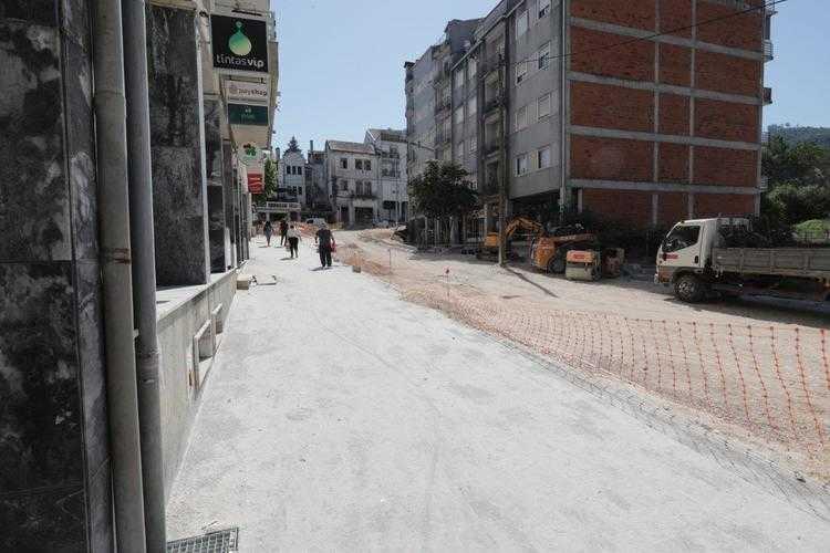Jornal Campeão: Lousã: Obras vão provocar alterações provisórias no trânsito