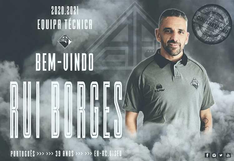 Jornal Campeão: Rui Borges é o novo treinador da Académica/OAF