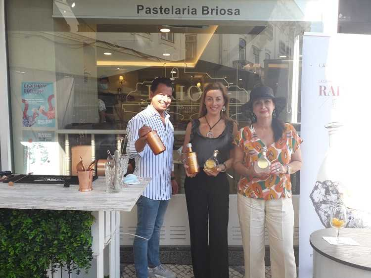 Jornal Campeão: Pastelaria Briosa promove produtos endógenos na Baixa de Coimbra