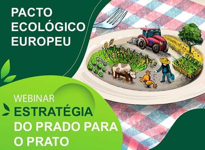 Jornal Campeão: Centro Europe Direct de Coimbra promove webinar sobre o sistema alimentar