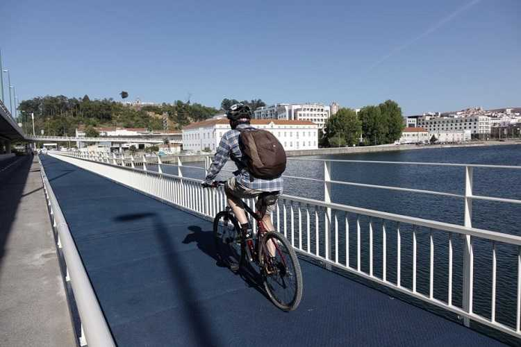 Jornal Campeão: Câmara de Coimbra cria 83 postos de parqueamento de bicicletas