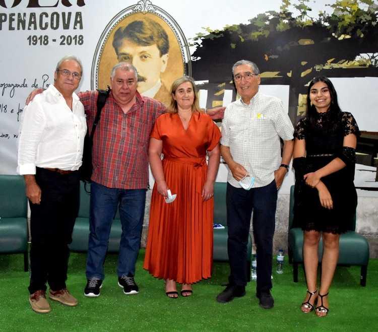 Jornal Campeão: Penacova: As tertúlias de poesia regressaram à Pérgola
