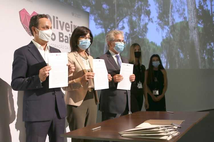 Jornal Campeão: Anadia assina protocolo para reabilitação e valorização do rio Levira