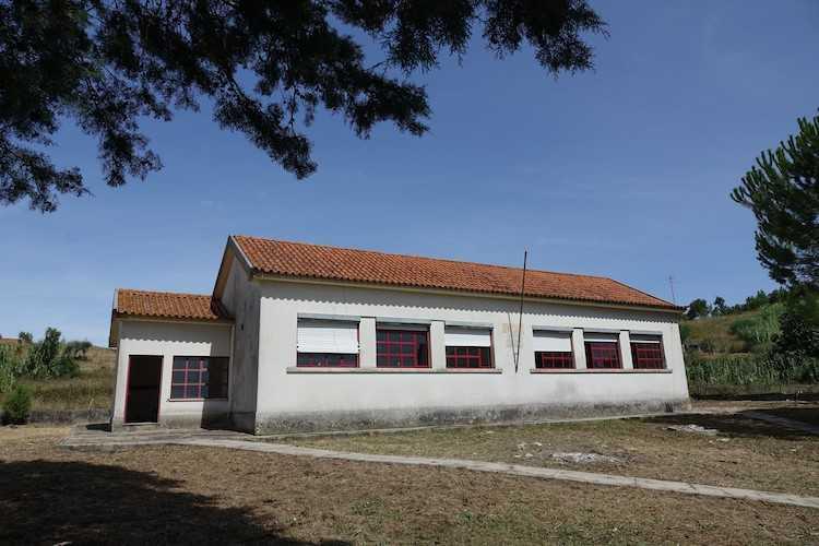 Jornal Campeão: Antiga escola de Cernache vai acolher actividades para idosos