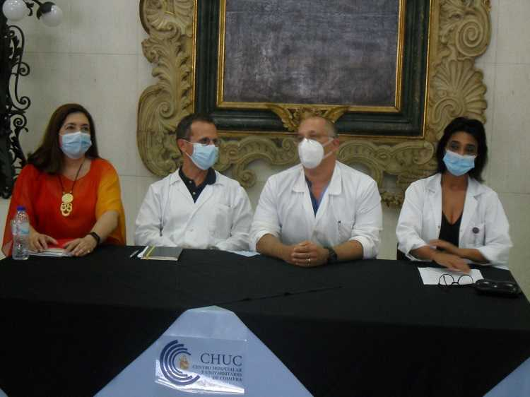 Jornal Campeão: CHUC é o primeiro em número de doação de órgãos para transplantes