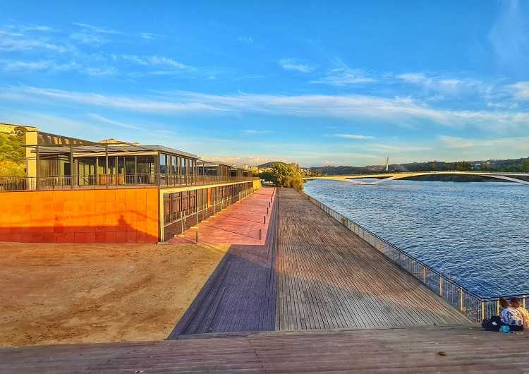 Jornal Campeão: Parque Verde do Mondego vai ter gastrobar, italiano e gelados artesanais