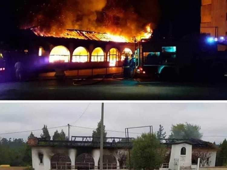 Jornal Campeão: Mealhada apoia reconstrução de escola de samba destruída pelo fogo