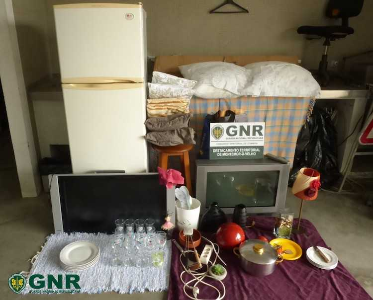Jornal Campeão: GNR identifica suspeitos de furto em Montemor-o-Velho
