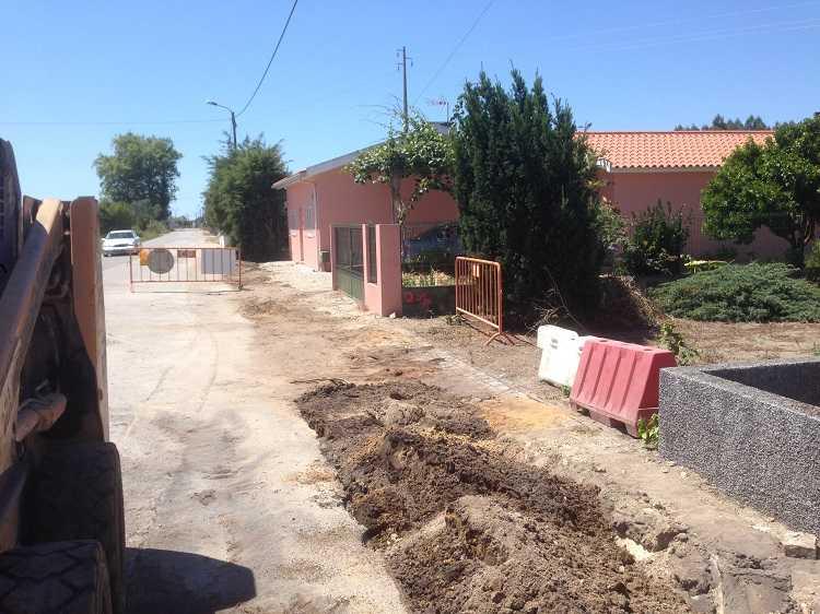 Jornal Campeão: Inova reforça rede de abastecimento de água para abastecer sector da Tocha