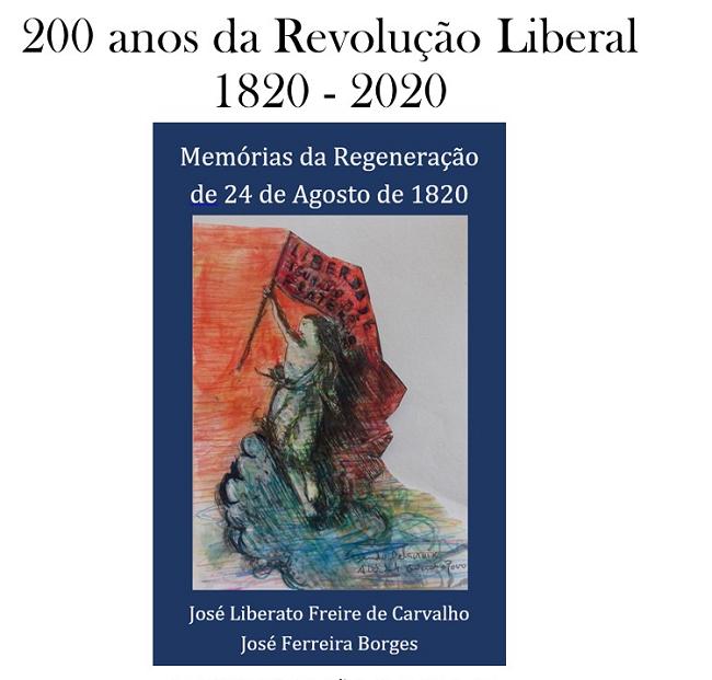 Jornal Campeão: Coimbra e Figueira da Foz celebram 200 anos da Revolução Liberal com novos livros