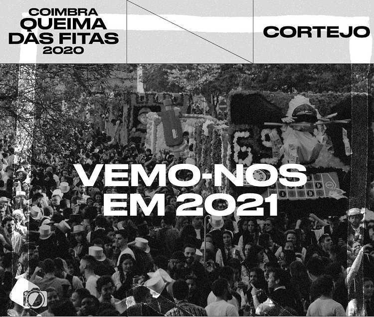 Jornal Campeão: Cortejo da Queima das Fitas de Coimbra só em 2021