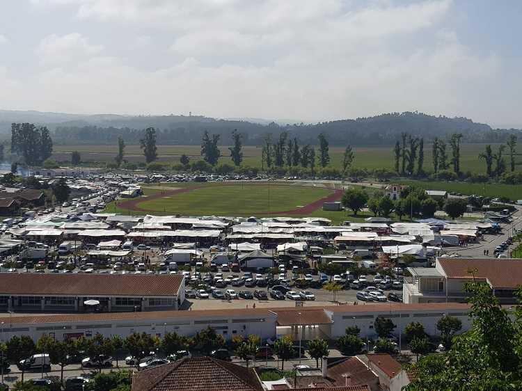Jornal Campeão: Montemor-o-Velho vai efectuar marcação de terrado para Feira do Ano