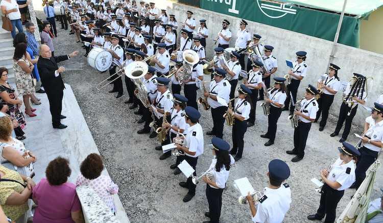 Jornal Campeão: Sociedade Musical Santanense cancelou Encontro de Bandas