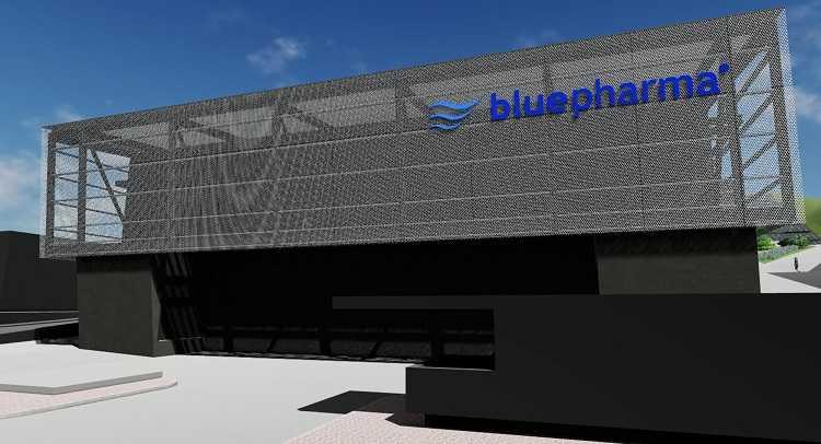 """Jornal Campeão: Bluepharma com instalações """"amigas do ambiente"""" e prontas no final de 2021"""