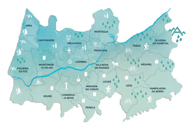 Jornal Campeão: Plataforma Coimbra 2030 avalia efeitos da pandemia em 19 municípios