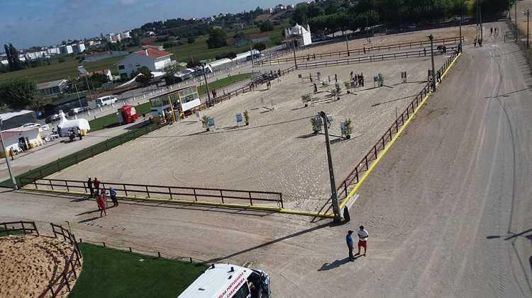 Jornal Campeão: Montemor-o-Velho: Centro Equestre fez obras após o Leslie mas espera pelos apoios