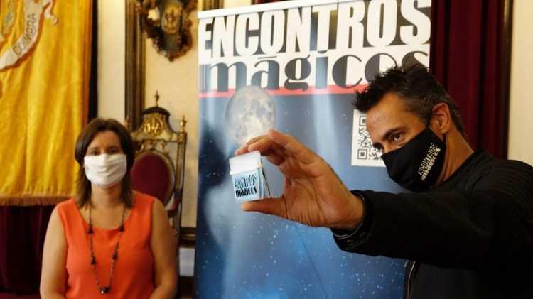 Jornal Campeão: Magia já encanta as ruas de Coimbra