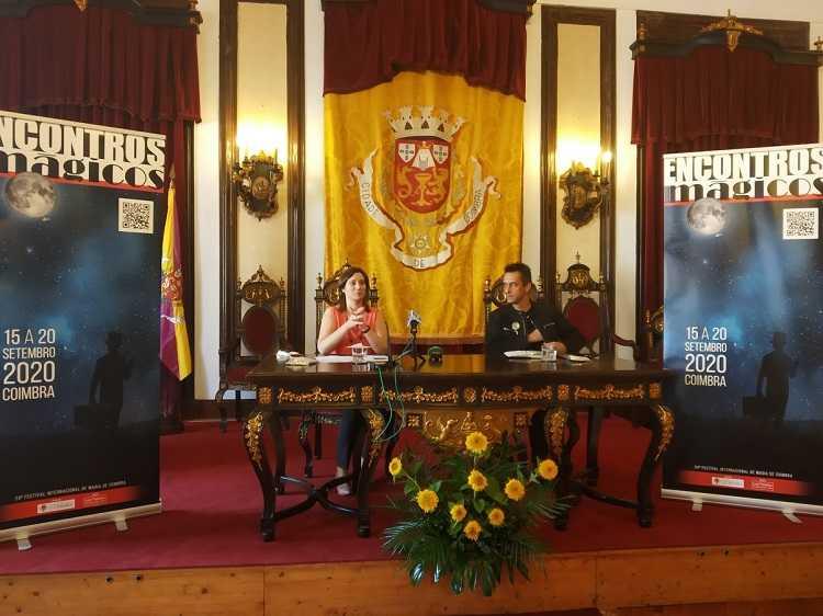 Jornal Campeão: Coimbra volta a ser invadida por mágicos de vários pontos do mundo