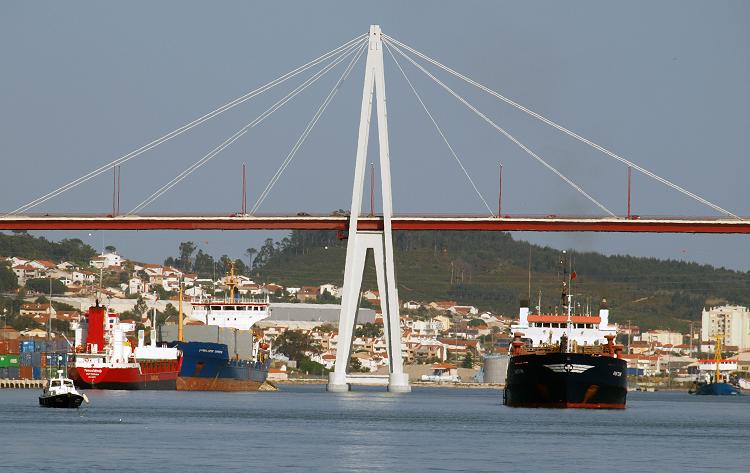 Jornal Campeão: Porto da Figueira da Foz cresce três por cento face a 2019