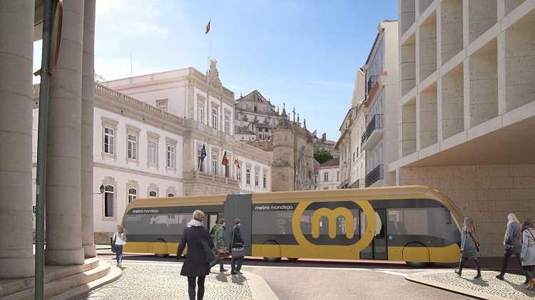 Jornal Campeão: Governo autoriza IP a implementar Sistema de Mobilidade do Mondego
