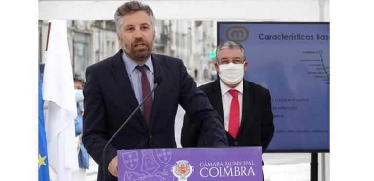 Jornal Campeão: Adjudicadas obras do MetroBus na Baixa de Coimbra e desde a Lousã