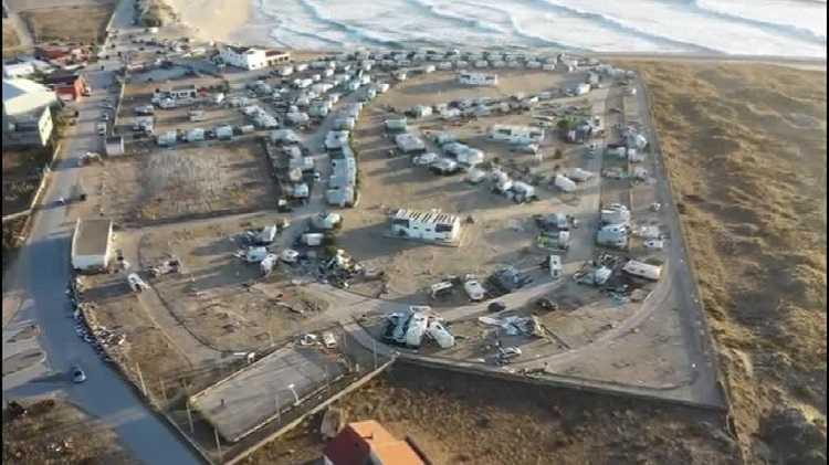Jornal Campeão: Figueira da Foz: Câmara pode tomar posse do parque de campismo do Cabedelo