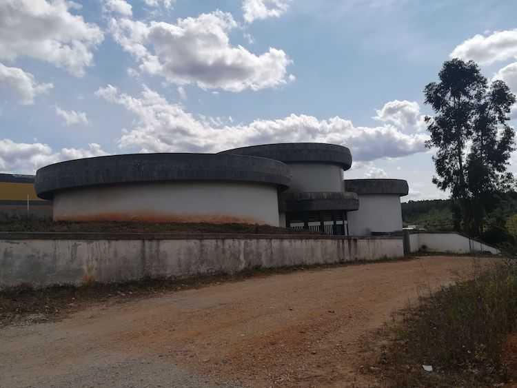 Jornal Campeão: Anadia requalifica reservatório de água junto ao Centro Escolar de Arcos