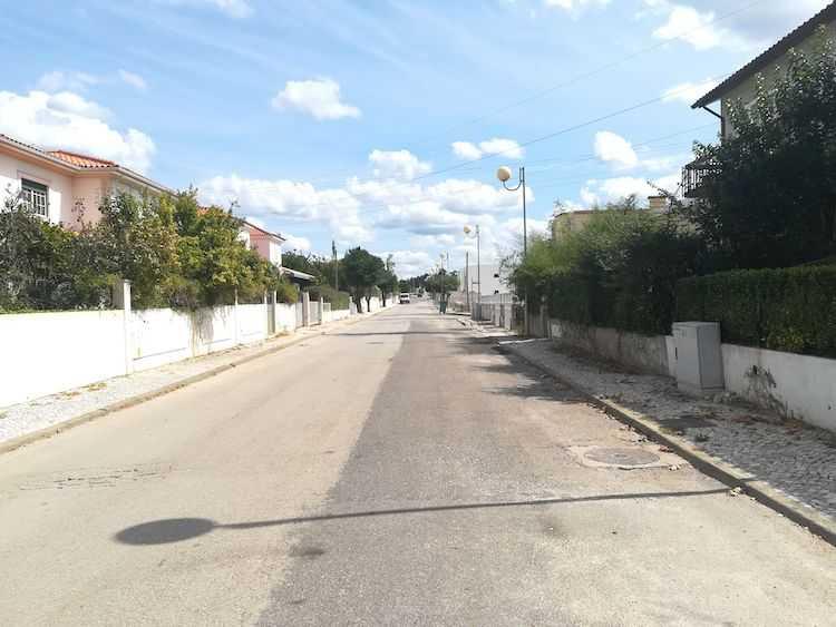 Jornal Campeão: Anadia avança com requalificação urbana da Rua do Colégio Nacional