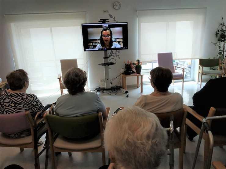 Jornal Campeão: Pampilhosa da Serra incentiva a leitura e a escrita junto da população idosa
