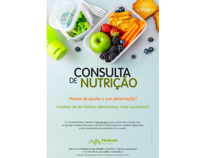 Jornal Campeão: Serviço de Acção Social da Mealhada disponibiliza consultas de nutrição