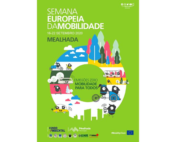 Jornal Campeão: Mealhada adere à Semana Europeia da Mobilidade