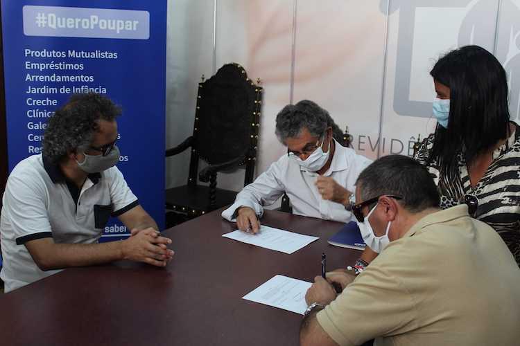 Jornal Campeão: Previdência Portuguesa e ACAPO desenvolvem acordo de cooperação