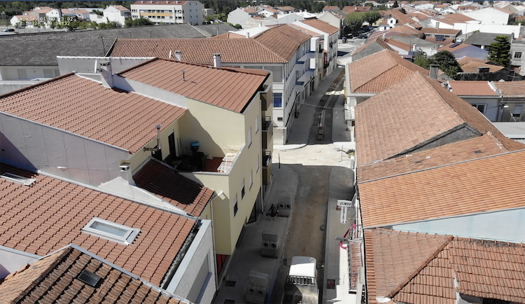 Jornal Campeão: Cantanhede tem obras nas ruas das Parreiras e Conselheiro Carvalho quase concluídas