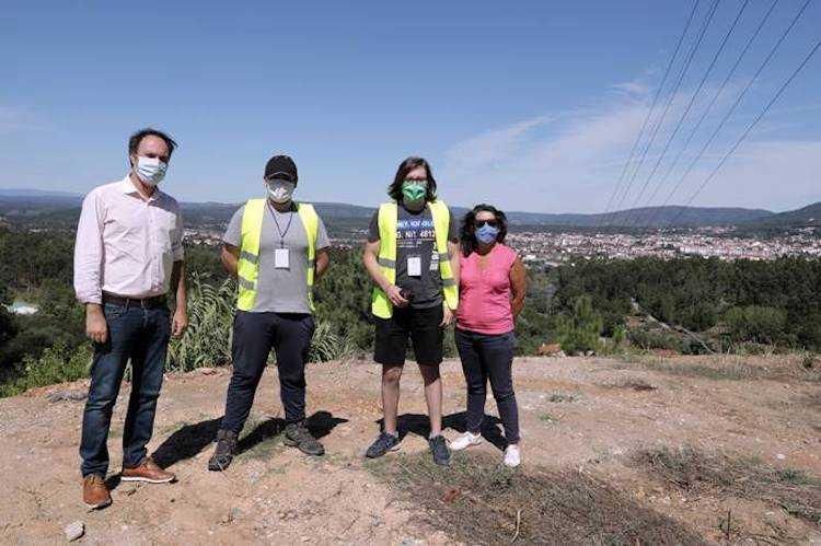 Jornal Campeão: Voluntários vigiam Serra da Lousã