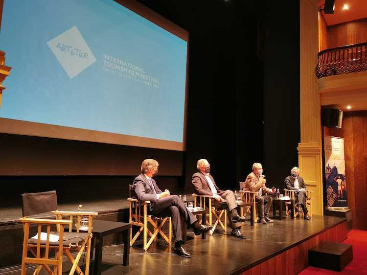 Jornal Campeão: Turismo Centro defende cooperação regional para atrair produções cinematográficas