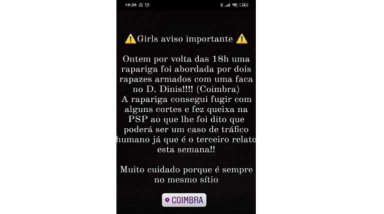 Jornal Campeão: PSP de Coimbra alerta para publicações falsas a circular nas redes sociais