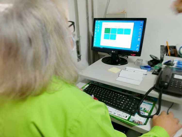 Jornal Campeão: Sistema Smartwork começou a ser testado na Cáritas