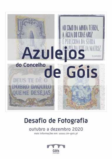 Jornal Campeão: Góis convida a fotografar azulejos do concelho