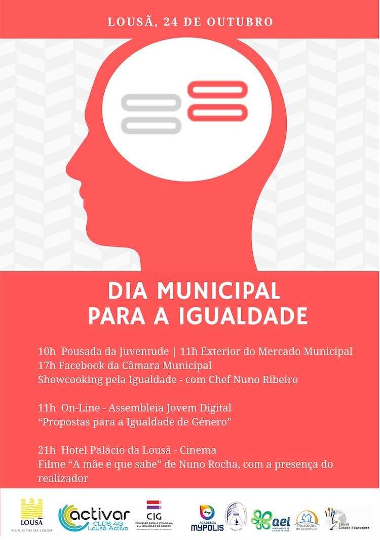 Jornal Campeão: Lousã assinala Dia Mundial para a Igualdade