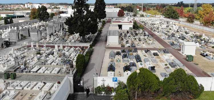 Jornal Campeão: Cantanhede mantém cemitério aberto com reforço de medidas preventivas