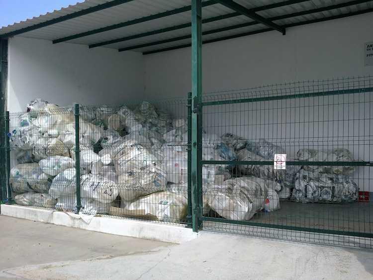 Jornal Campeão: Cantanhede recicla perto de 6 toneladas de embalagens de produtos fitofarmacêuticos