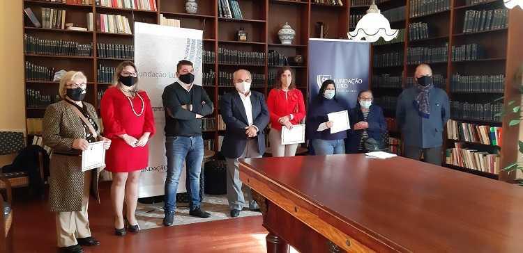 """Jornal Campeão: Fundação Luso distinguiu três projectos com prémio """"Empreendedorismo"""""""