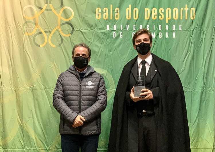 Jornal Campeão: Gala do Desporto da UC distinguiu estudantes atletas