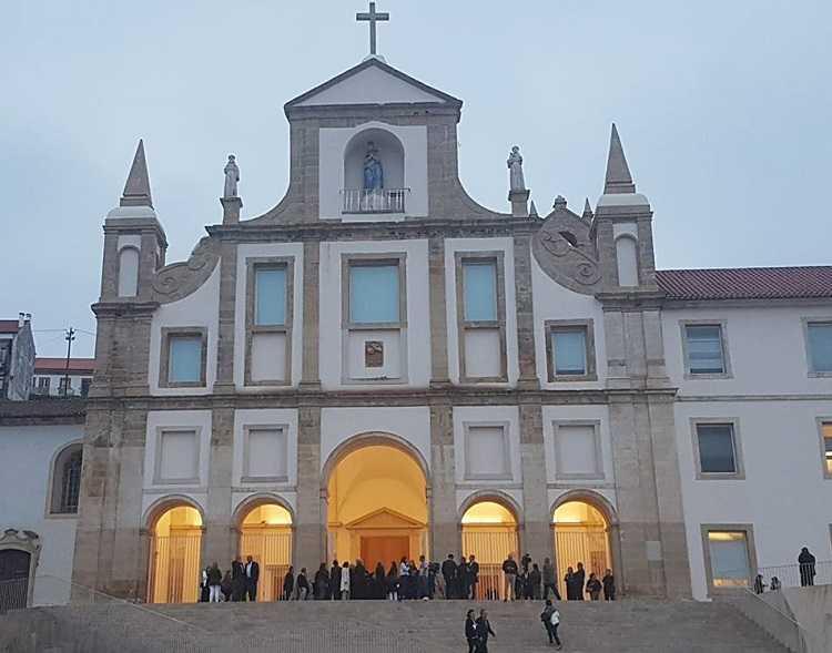 Jornal Campeão: Igreja do Convento São Francisco classificada como monumento de interesse público