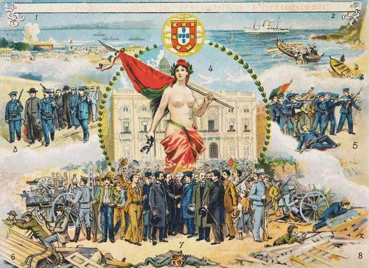 Jornal Campeão: Câmara de Coimbra assinala Implantação da República
